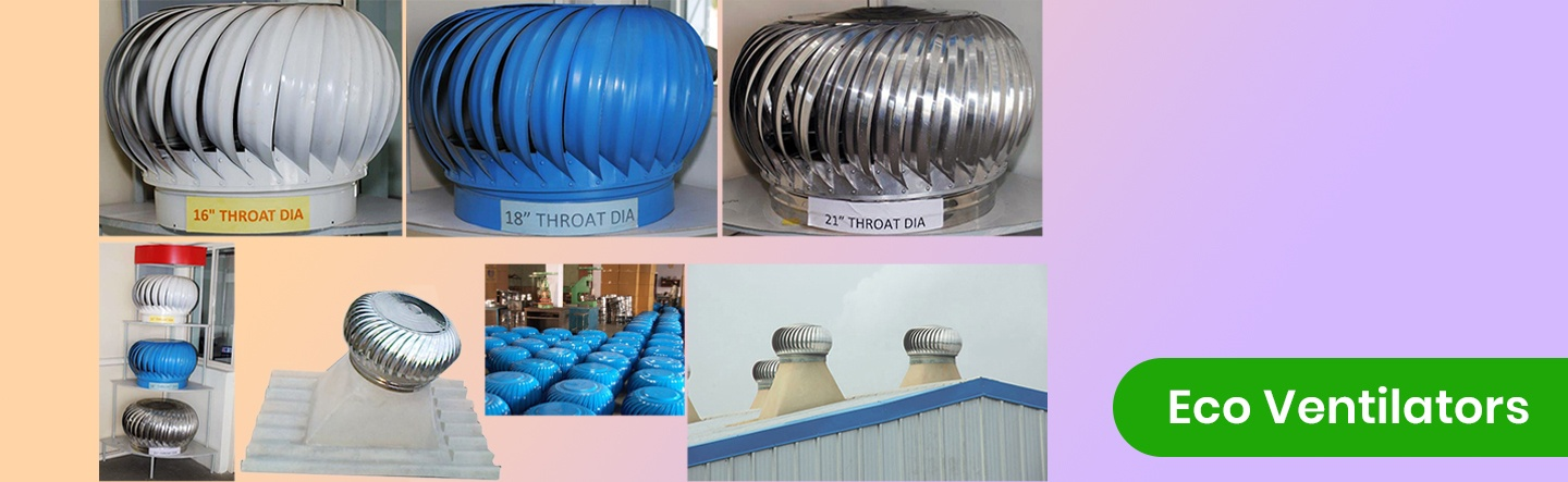 turbo ventilator manufacturer