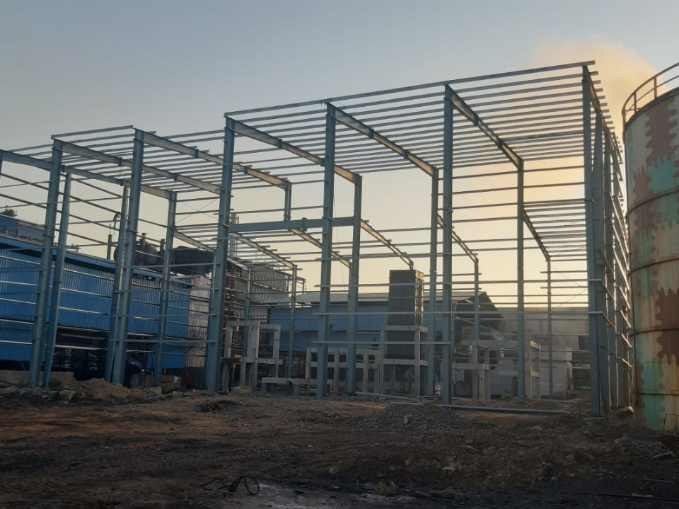 PEBs Structute Metal Building Cost