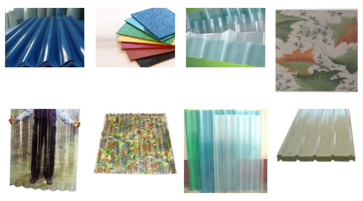 FRP Products Sheets