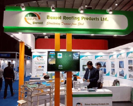 "India Logistic 2017 held at ""BEC"", Nesco, Mumbai"