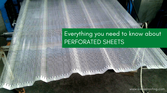 Know About Perforated Sheets