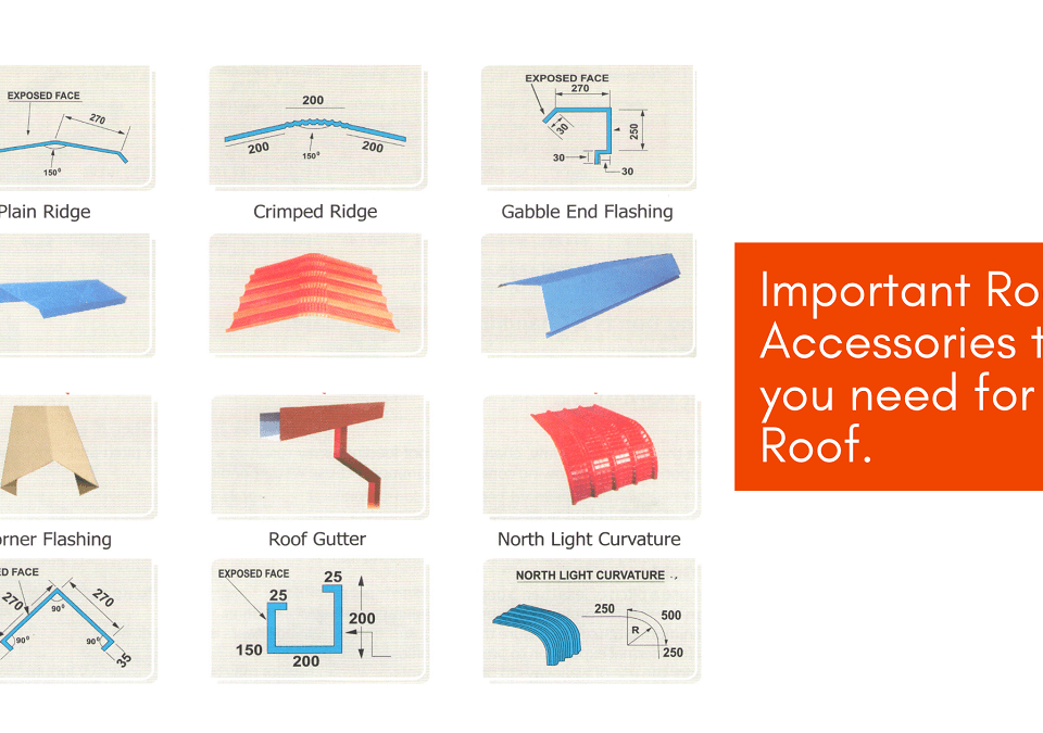 Important Roofing Accessories for Your Roof